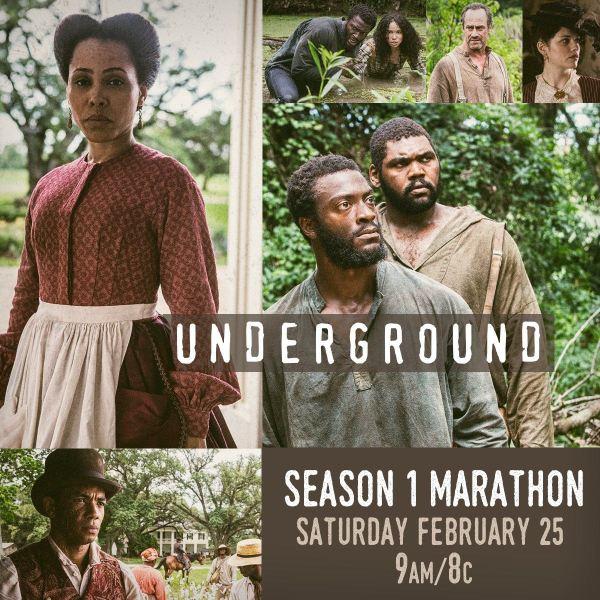 WGN Underground Season 1 Marathon