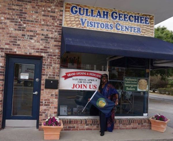 Queen Quet Invites You to the Gullah/Geechee Visitors Center