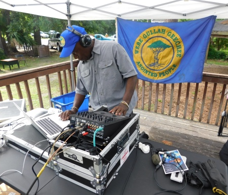 DJ Kwame Sha of All Mobile Productions