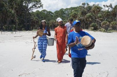 Gullah/Geechee Nation Ancestral Tribute