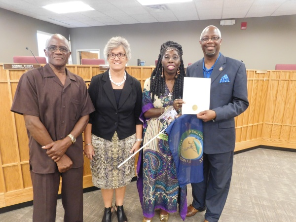 Liberty County Proclaims Gullah/Geechee Nation Appreciation Week