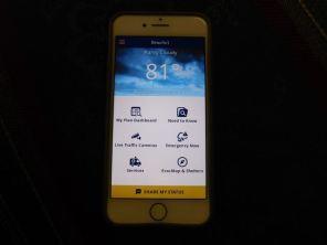 Beaufort County, SC Emergency Management App
