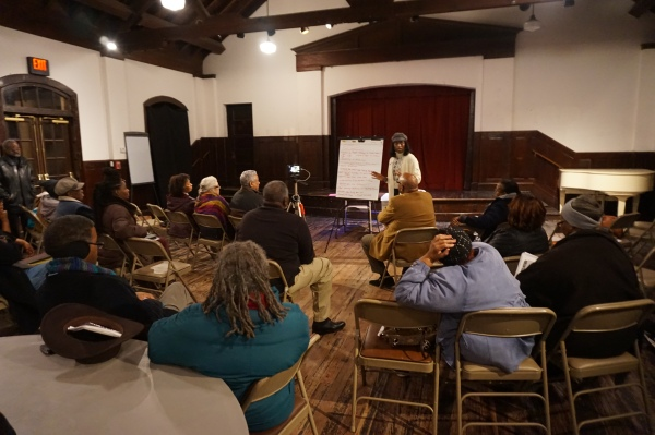 Penn Center Community Relations Committee Meeting