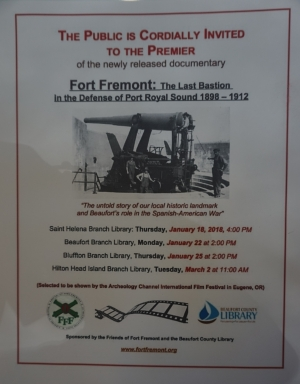 Fort Fremont: The Last Bastion in the Defense of Port Royal Sound 1898-1912