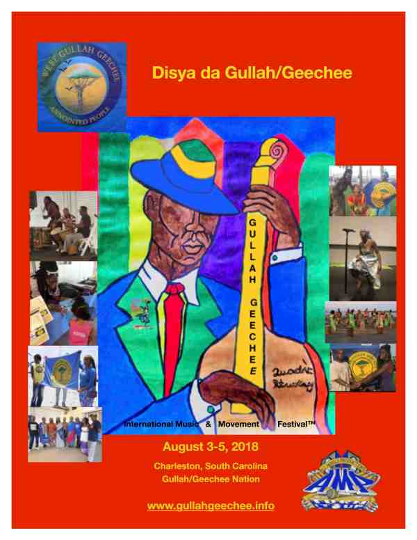 Gullah/Geechee Nation International Music & Movement Festival 2018
