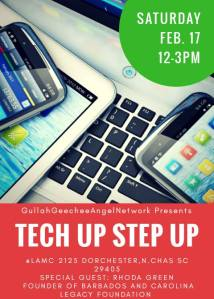 Tech Up Step Up February 2018