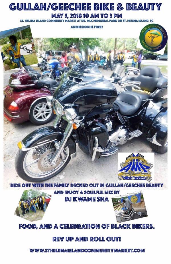 Gullah/Geechee Bike & Beauty 2018