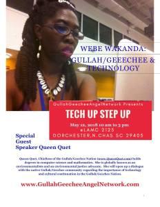 WEBE Wakanda: Gullah/Geechee & Technology