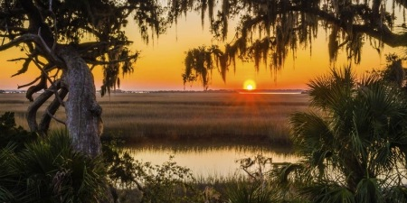 Gullah/Geechee Nation Sunset