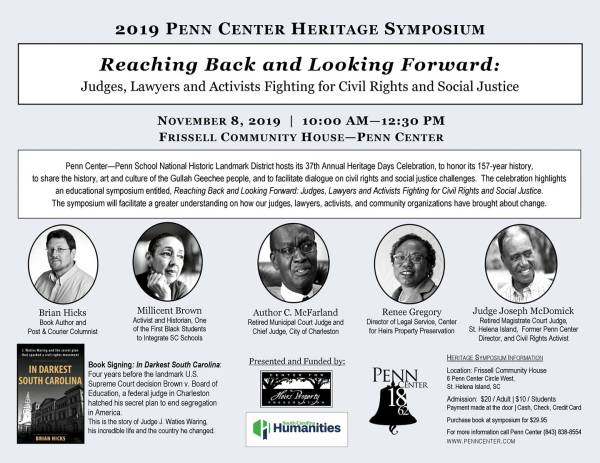 Heritage Days Symposium 2019