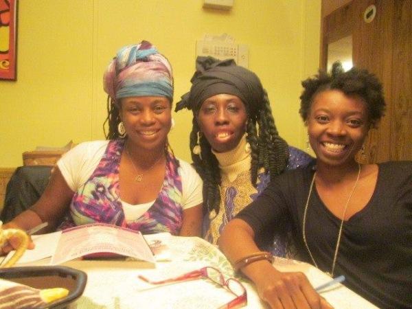 Khetnu Nefer, Queen Quet, and Olubusola Abeena